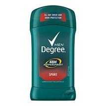 Degree Men Invisible Stick Antiperspirant Deodorant Sport - 2.7 oz Pack ... - $31.08