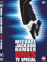 Michael Jackson CBS Number one spécial DVD - $16.00
