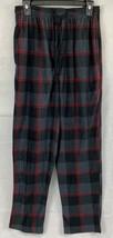 Perry Ellis Men's Buffalo Check Plaid Fleece Pajama Pants 112092 - $12.99