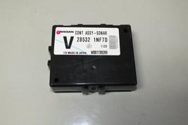 09 10 11 12 13 Infiniti G37 G25 Sonar Control Module 28532 1NF7D #193D - $19.27