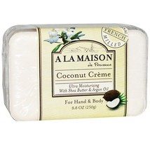 Bar Soap Coconut Creme 8.8 Oz - $9.00