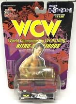 Chris Benoit WCW Nitro Streetrods 1:64 Diecast Four 4 Horsemen rare red ... - $13.99