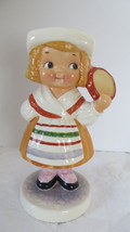 Vintage 1981 Goebel Dolly Dingle in Italy Figurine - $19.62