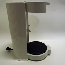 Braun Aromaster Coffee Maker Base Only White Replacement Part NO LID 4085 - $15.99