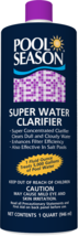 Pool Season Super Water Clarifier 1 qt - $16.82
