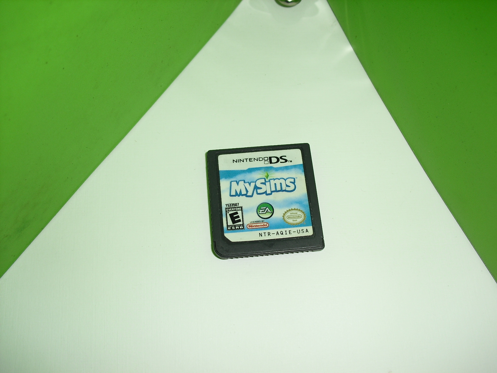 Primary image for nintendo  ds  mysims    game