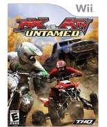 Mx Vs ATV Untamed - Nintendo Wii [Nintendo Wii] - $4.92