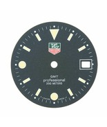 TAG Heuer GMT Professional 200 Meters 28 mm Black Watch Dial - $89.99