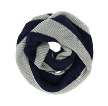 7 Seas Republic Women's Striped Knit Infinity Scarf - $12.99