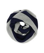 7 Seas Republic Women's Striped Knit Infinity Scarf - £10.12 GBP
