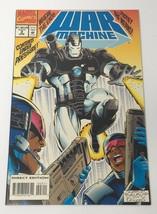 War Machine Comic Book Marvel Vol 1 No 3 June 1994 VG - $10.98