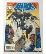 War Machine Comic Book Marvel Vol 1 No 3 June 1994 VG - $10.98