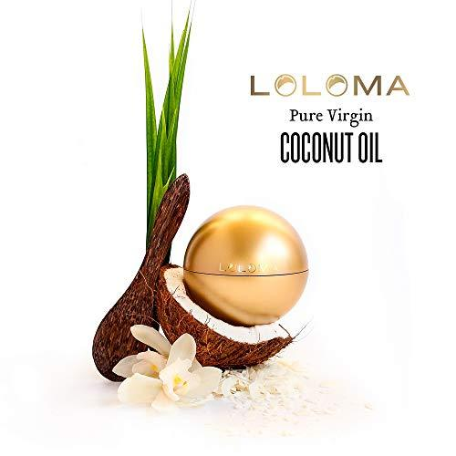 Loloma Pure virgin coconut oil for babies and mums
