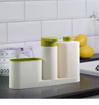 Home Set Kitchen Sink Sponge Storage Organization Racks Holders Elegant ... - $29.00