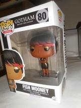 "FISH MOONEY FROM ""GOTHAM BEFORE THE LEGEND"" FUNKO POP HEROES #80 VINYL F... - $11.57"
