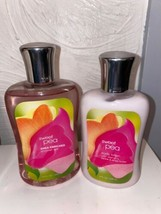 NEW Sweet Pea Body Lotion & Shower Gel Bath & Body Works 8oz - $17.75