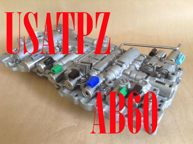Primary image for Rebuillt AB60E Valve Body W/Solenoids 2007up Toyota TUNDRA