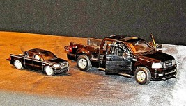 Die-cast Black F-150 Ford Trucks AA19-1507 image 2