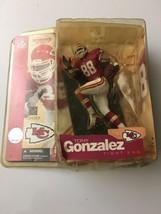 McFarlane Toys NFL Football Series 5 Tony Gonzalez Chiefs Action Figure ... - $49.49