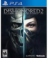 Dishonored 2 - PlayStation 4 [video game] [video game] - $8.91