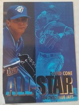 1995 Fleer Ultra Baseball All-Stars #6 David Cone - $1.00