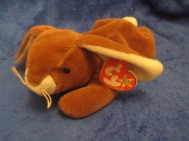 Ty Beanie Baby Ears the Rabbit 4th generation 3rd Generation Tush Tag 19... - $6.23