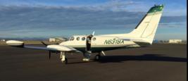 1978 Cessna 340A For Sale in Eugene, Oregon 97401 image 4