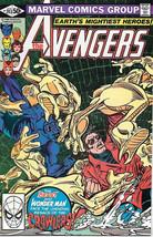 The Avengers Comic Book #203, Marvel Comics 1981 VERY FINE+ - $3.75