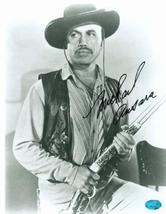 Michael Ansara autographed 8x10 photo Image #1 - $49.00