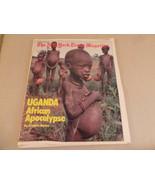 New York Times Magazine Uganda; Africa; China; Reagan; Francoise Sagan N... - $44.99