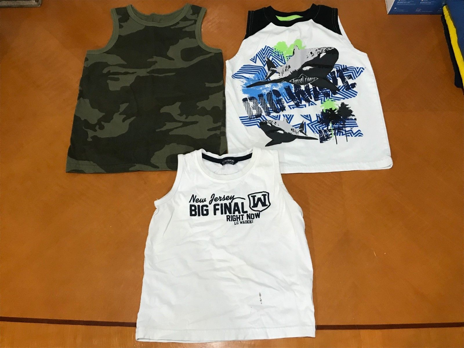 ebd8a7745f07f Lot of 3 Baby Boys Toddlers OP Faded Glory and 34 similar items