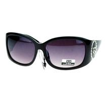 CG Eyewear Womens Designer Sunglasses Oversize Wrap Oval Rectangular - $8.95