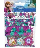 Disney Frozen Confetti Birthday Party Supplies Decorations Anna Elsa Ola... - $6.79