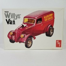 AMT ERTL 1933 Willys Van Model Car Kit 1:25 Scale Vintage 6182 Chrysler ... - $37.99