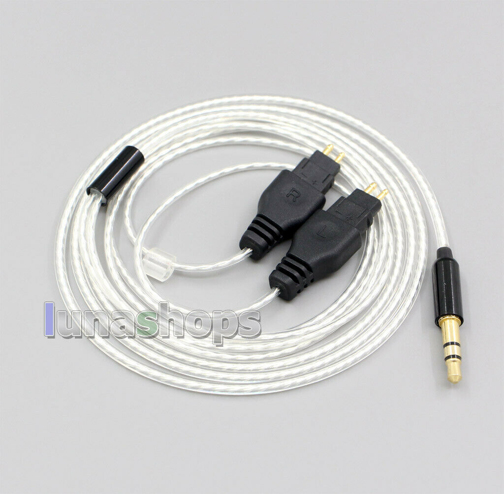 Primary image for 3.5 2.5mm Earphone Headphone Cable For Sennheiser HD580 HD600 HD650 HD660s HDXXX