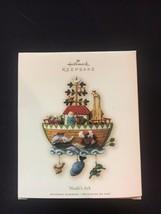 2007 Hallmark Keepsake Noah's Ark Ornament - $18.52