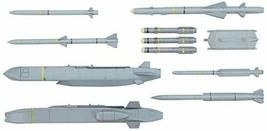 Ha Sega Wa 1/72 Royal Air Force European Aircraft Weapon Set Plastic Mod... - $21.93
