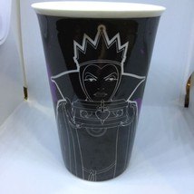 Disney Snow White Evil Queen Tall Travel Mug Before My Morning Coffee - $29.21