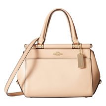 Coach Grace 20 Bag in Refined Calf Leather, Beachwood $295 - $198.45