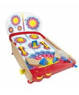 Melissa & Doug Innovation Academy Wooden Build-and-Play Pinball Machine - $41.65