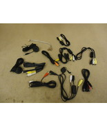 Standard Lot of 11 Audio Visual Cables Red/Yellow/White RCA Composite - $18.46