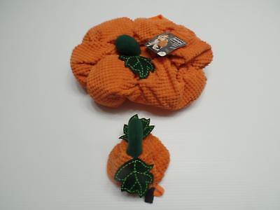 "Bootique Dog Pet Costume Pumpkin Hat M Medium New 15-17"" Halloween 2687301 image 2"