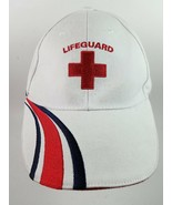 Lifeguard Baseball Cap Embroidered Adjustable Hat - $9.49
