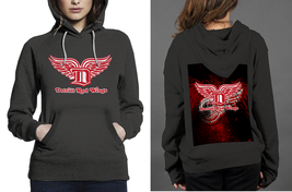 NEW !! Detroit Red Wings Classic Black women's Hoodie - $29.99