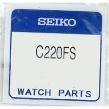 Genuine 5 piece Seiko 22mm C220FS Fat 2.5mm thick Spring Bars - $24.95