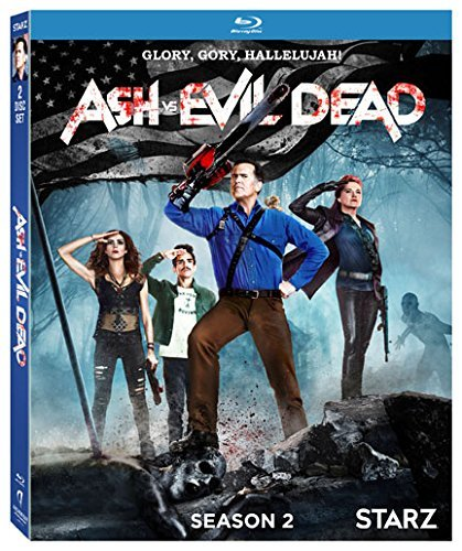 Ash Vs. Evil Dead Season 2 [Blu-ray] New