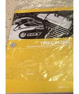 2014 Harley Davidson TRIKE Models Service Shop Repair Manual Supplement NEW  - $188.09