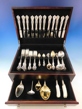 Old Colonial by Towle Sterling Silver Flatware Set for 12 Service 88 pieces - $4,765.50