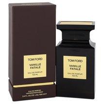 Tom Ford Vanille Fatale Perfume 3.4 Oz Eau De Parfum Spray image 5