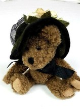 Boyd's Bears Monique Labearsley Plush TJ's Best Dressed Stuffed Bear Toy - $15.84